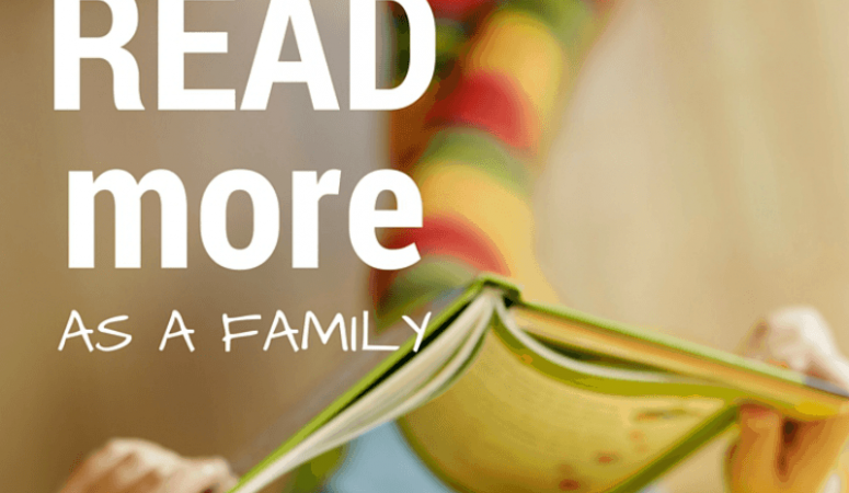 5 Ways to Read More as a Family