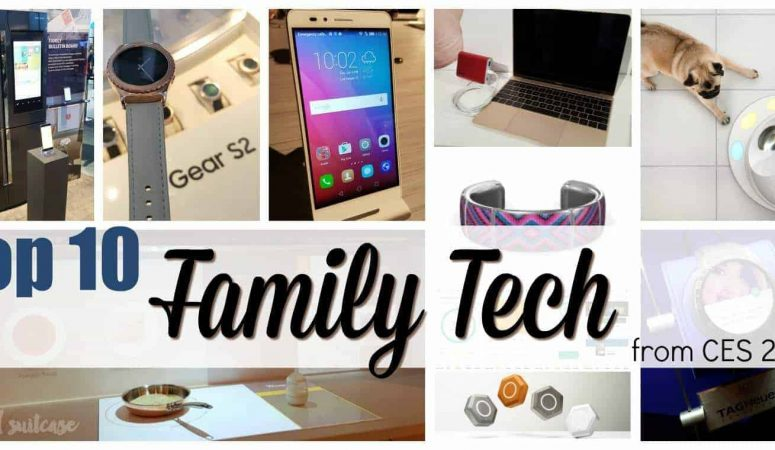 Top 10 Family Tech Picks from CES