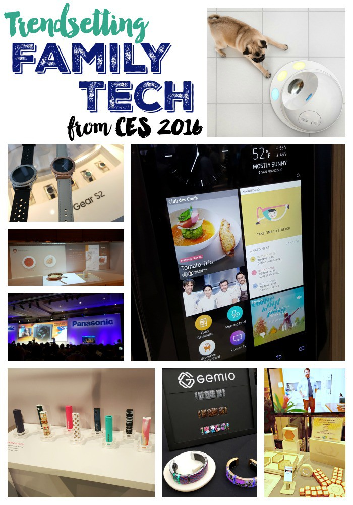 Are you a digital family? Always looking for the latest and greatest new gadgets for your home life? Well, here are my top 10 picks for the best family tech from CES 2016. Wait until you see numbers 1 & 10!