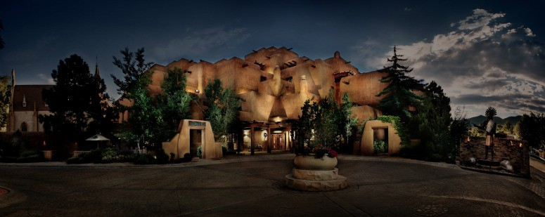 Inn and Spa at Loretto | photo courtesy of TOURISM Santa Fe