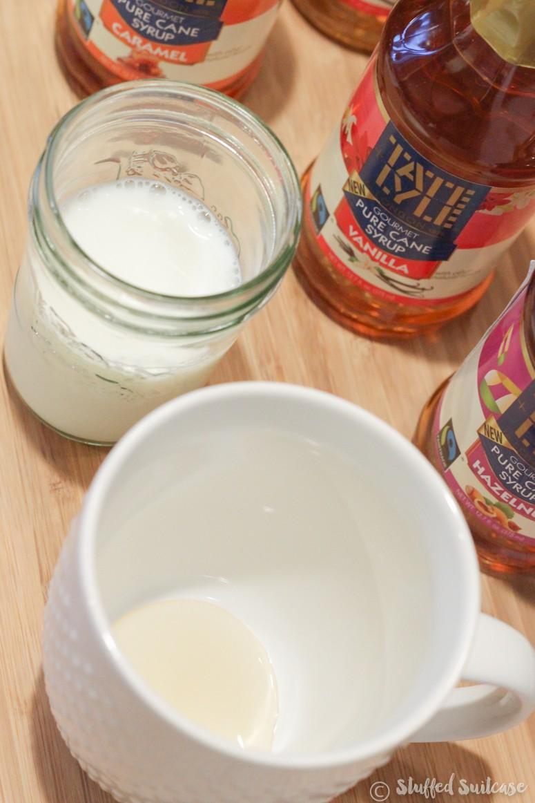 make your own caramel macchiato recipe at home