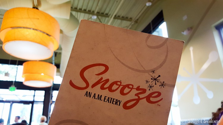 Snooze, a Phoenix restaurant perfect for breakfast and brunch!