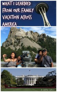 Lessons Learned from a Family Road Trip Across America