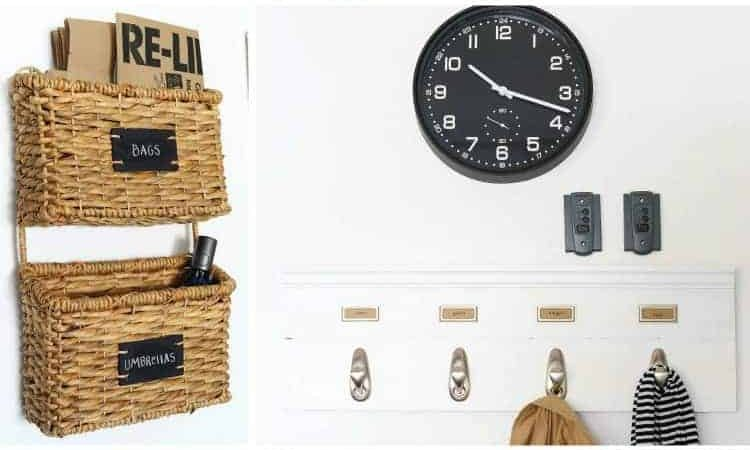 Home Organization Tips and Tricks for Beating the Family Clutter Hotspots!