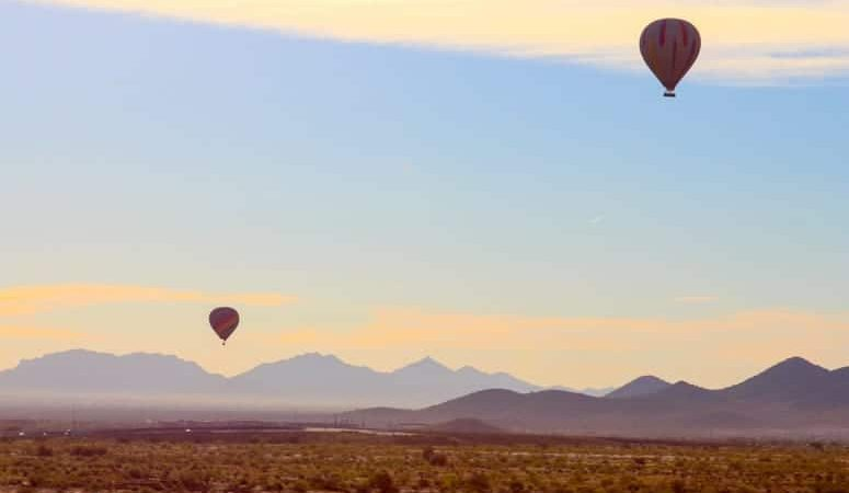 Up Up and Away – Phoenix Hot Air Balloons