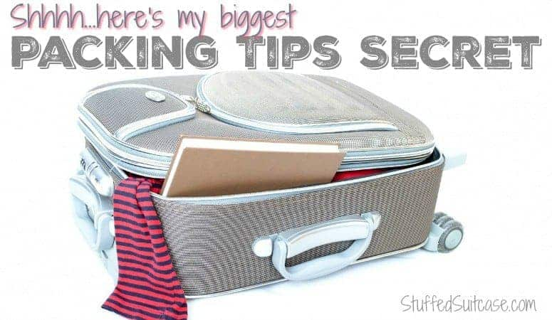 My Best Packing Tips Secret