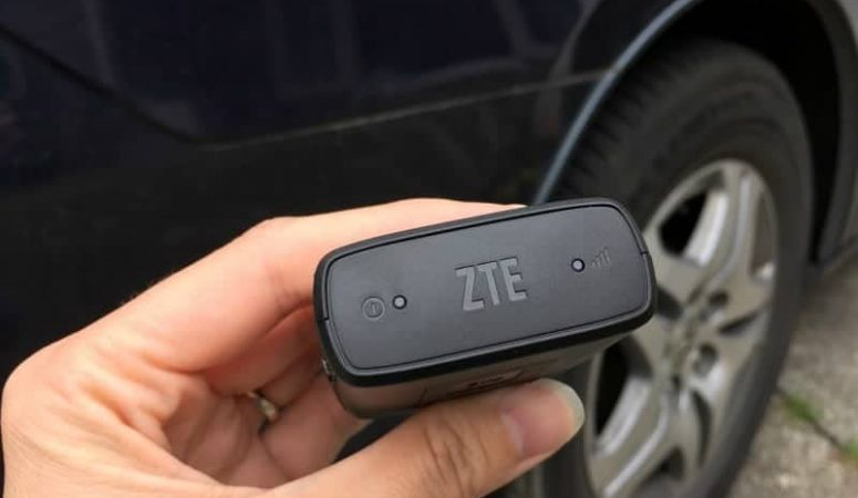Hit the Road with WiFi this Summer with the ZTE Mobley