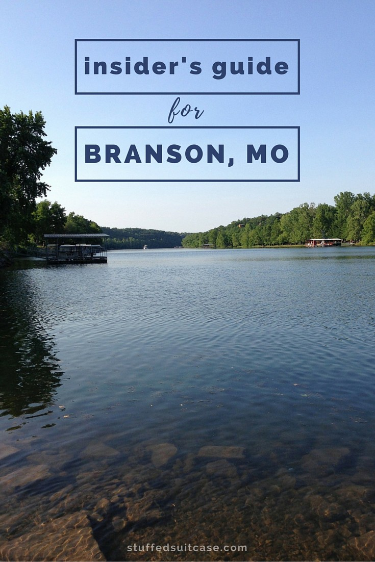 A popular midwest tourist destination, Branson Missouri is great for families. Here's an insiders guide on some great places to stay, play, and eat in Branson.