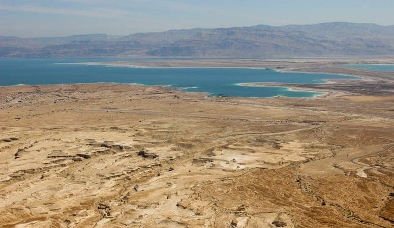 Discovering the Dead Sea – Salt, Skin Care, and Spas