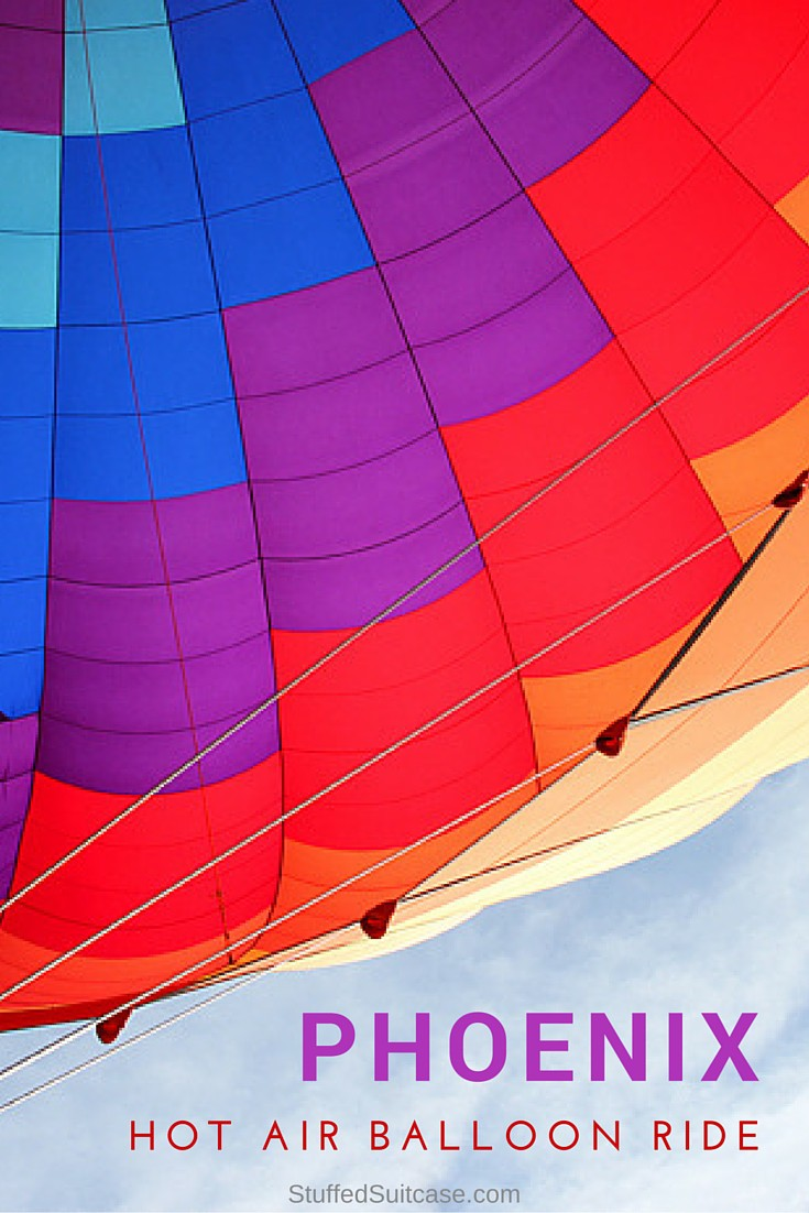 Looking for fun things to do in Phoenix? Take a look at how fun it is to ride in a hot air balloon!
