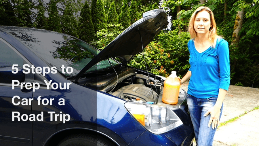 5 Steps to Prep Your Car for a Road Trip