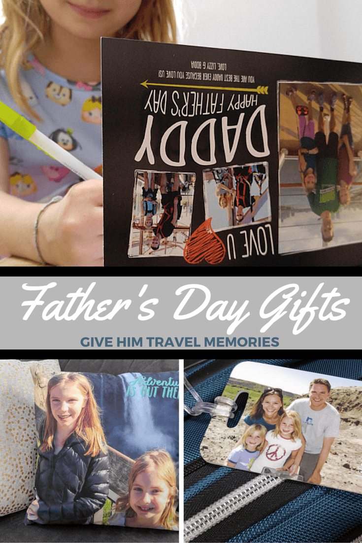 Give Dad the gift of family vacation memories this Father's Day!