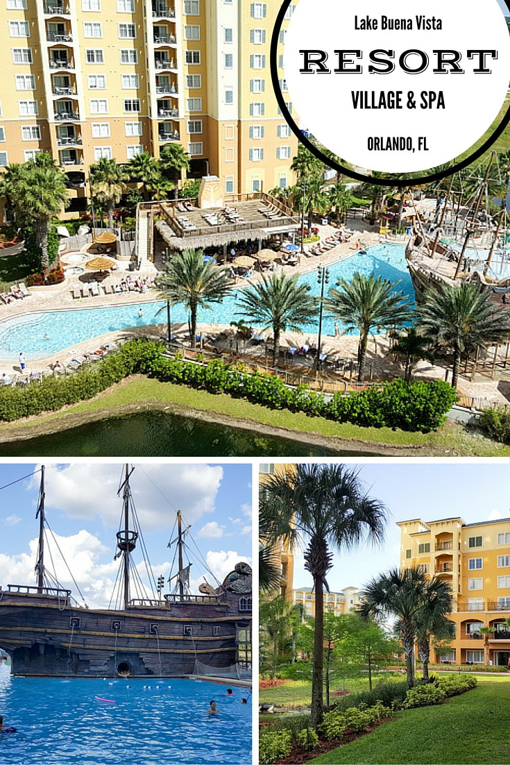 Lake Buena Vista Resort Village & Spa is a great Orlando hotel for families taking a vacation to Disney World who need some extra space and want to stay off site.