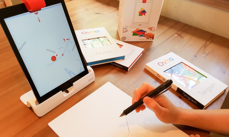 Osmo Newton - physics game