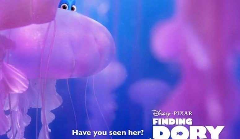 FINDING DORY Movie Family Fun Activities