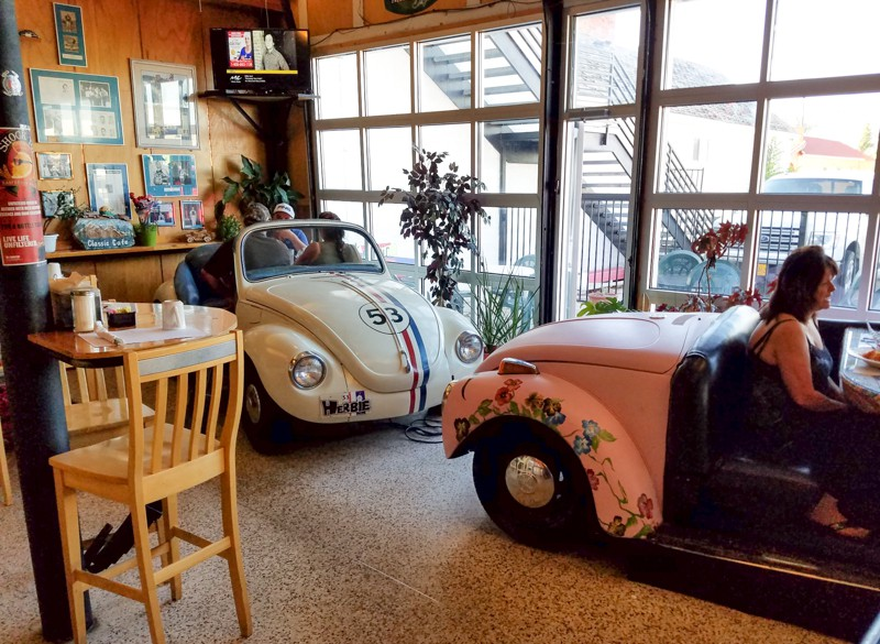 Classic Cafe in Anaconda, Montana