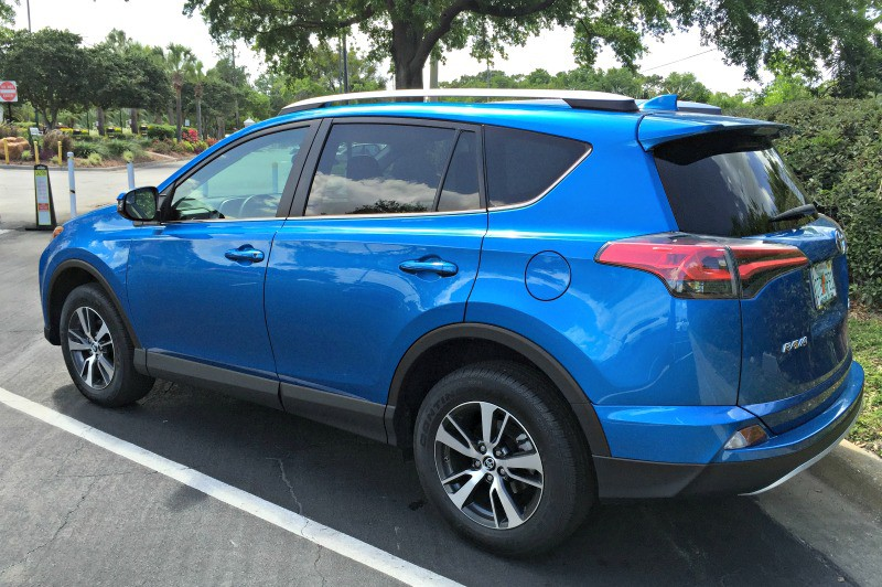 Traveling With The Family Friendly Toyota Rav4