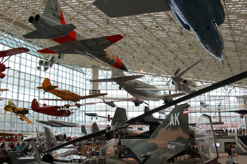 museum of flight planes