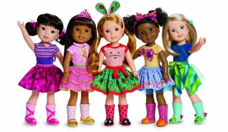 Welcome WellieWishers! New American Girl Friendship Dolls