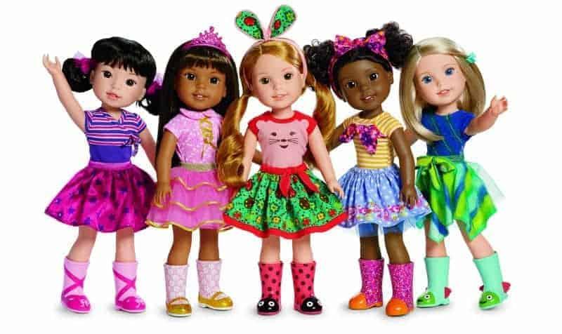 Girls poppen