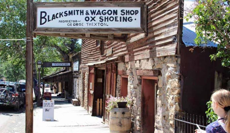Best of Virginia City & Nevada City Montana