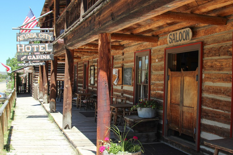 Nevada City Hotel will take you back in time to the Old West