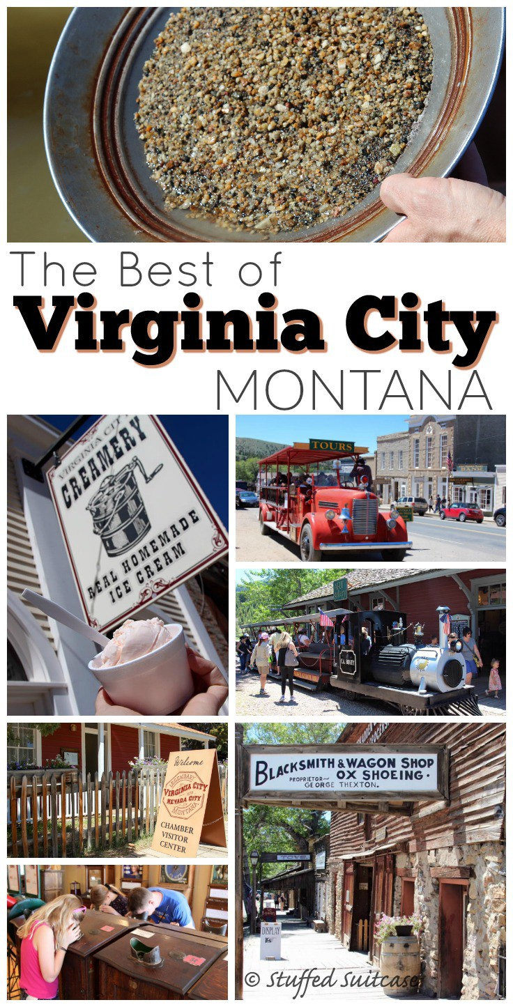 Step back into the Old West in southwest Montana! Lots of historical attractions and fun activities, like panning for gold, make up this list of the Best of Virginia City.