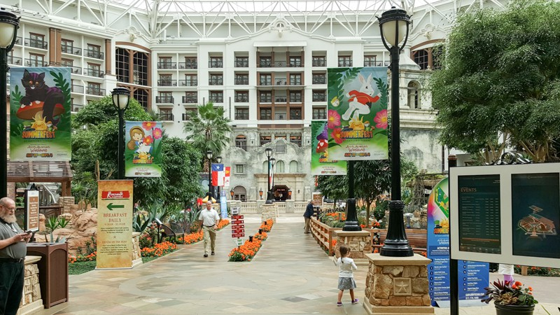 Down Home Texas Luxury At The Gaylord Texan Resort Spa Restaurants