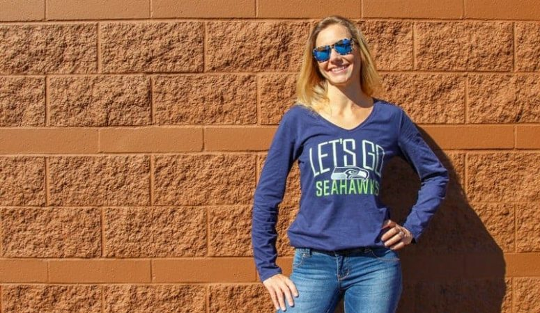 NFL Season Kick-off! My Seattle Seahawks Style