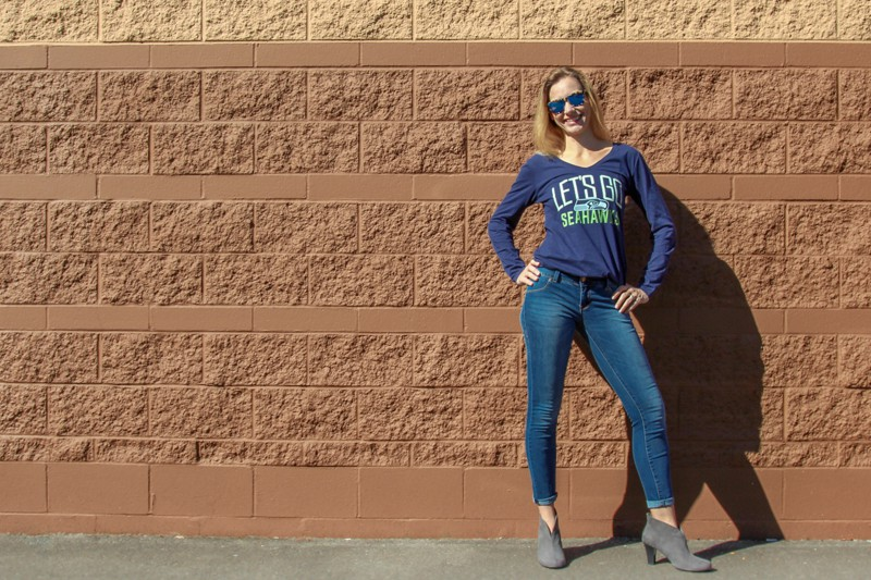 Time for Blue Friday - Seahawks Style!
