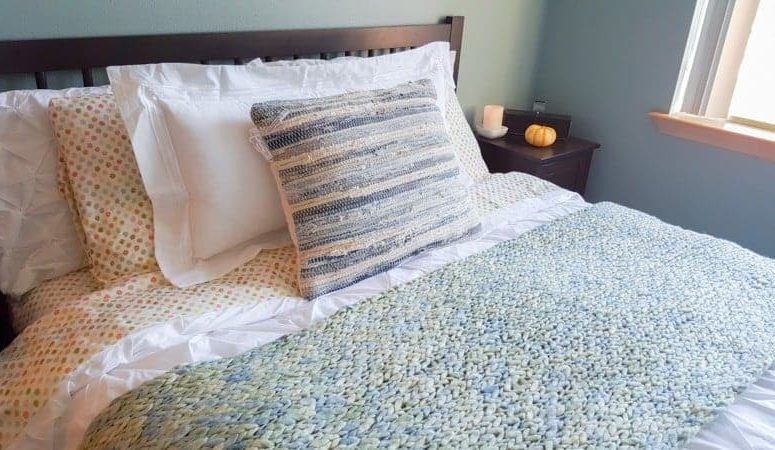 My Cozy Comfort Master Bedroom Bedding