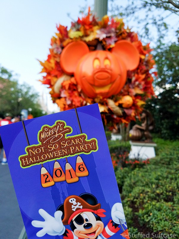 How to Make the Most out of Mickey's Not So Scary Halloween Party