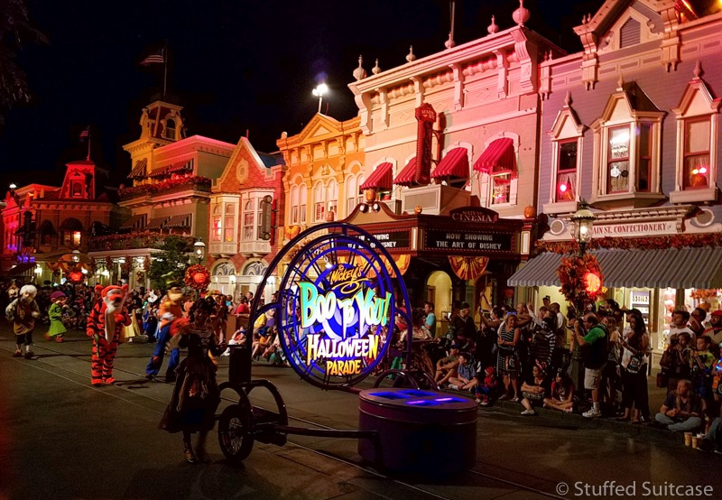 Boo to You Halloween Parade at Walt Disney World