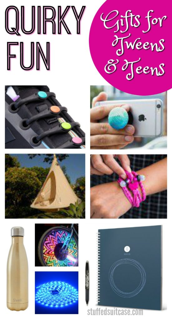 Go beyond basic and check out this list of awesome teen gifts for girls that are quirky and fun!