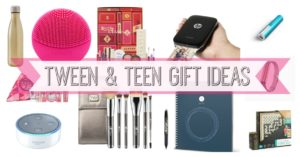 Amazing Tween and Teen Christmas List Gift Ideas They'll Love