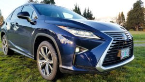 DeLUXE Features You'll Love on the Lexus RX 450h