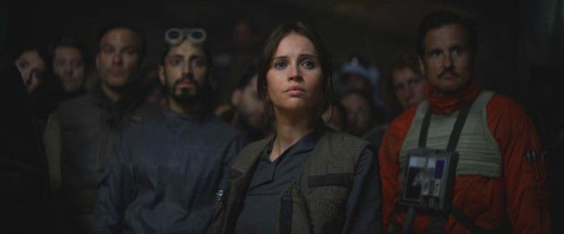 Rogue One Rebellion - Jyn Erso character