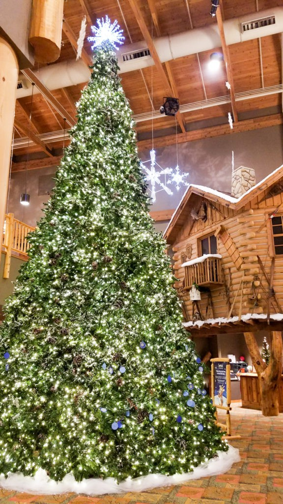 Plan A Holiday Family Getaway To Snowland At Great Wolf Lodge