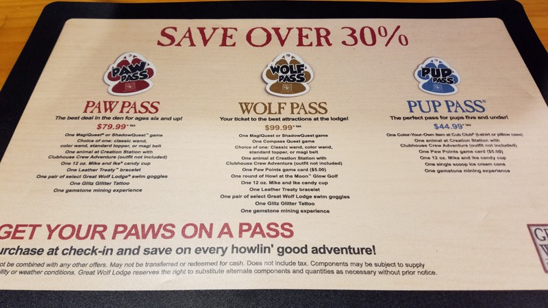 snowland-great-wolf-lodge-tips-discounts-passes-paw-pass