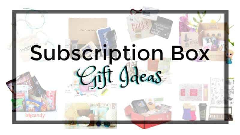 sc 1 st  Stuffed Suitcase & Best Subscription Boxes Gift Ideas for Everyone on Your List