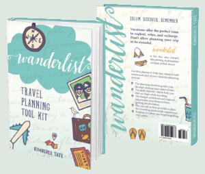 Wanderlist Travel Planning Tips Workbook © Stuffed Suitcase