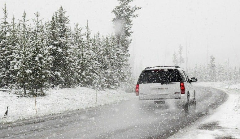 Car Tips for Winter Driving Cold Weather Safety