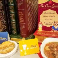 Plan a Beauty and the Beast Family Movie Night Dinner