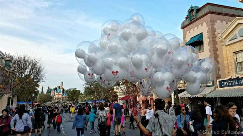 Studying and knowing the park layouts BEFORE you go is one of my BEST Disneyland tips! | © Stuffed Suitcase