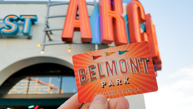 Belmont Park is like an old-fashioned fair directly on the Mission Beach oceanfront | © Stuffed Suitcase