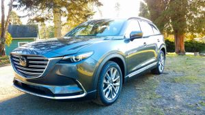 For the Anti-Minivan Crowd – How the Mazda CX-9 Works for Families