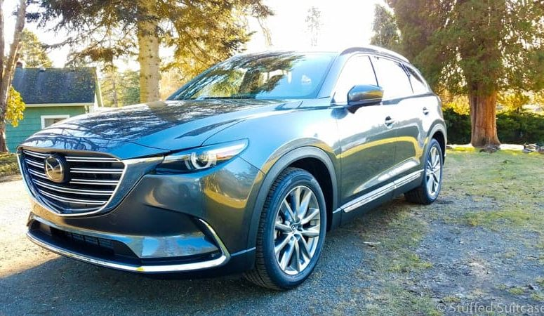 Mazda CX-9 Signature AWD | © Stuffed Suitcase