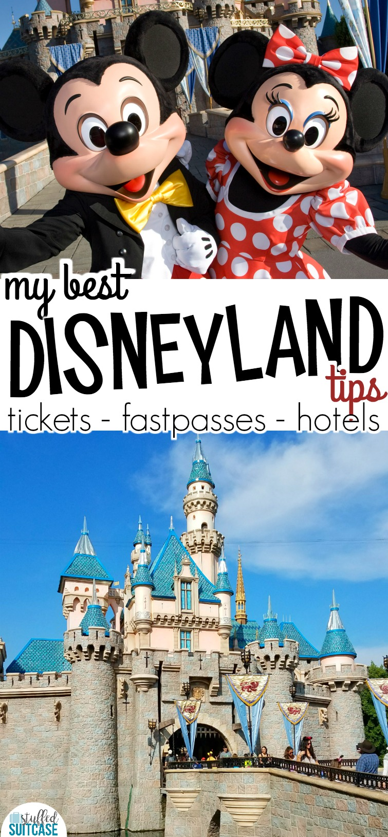 Looking for some Disneyland secrets? Here are my best Disneyland tips to help you plan a magical vacation!