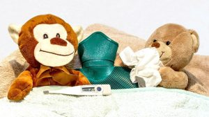 What to Do When Your Child Gets Sick on Vacation