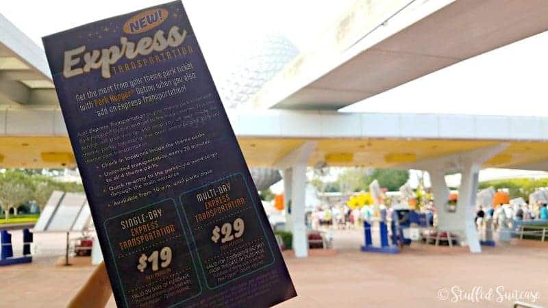 Secret Backstage Entrance for Disney World Park Hopper – Express Transportation